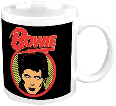 Bowie - David Bowie -Boxed Mug