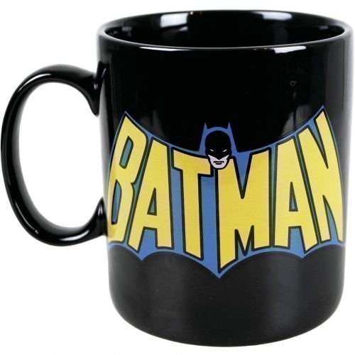 Giant Batman Mug