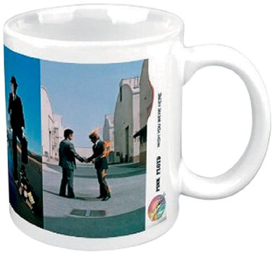 Pink Floyd Mug, Wish You Were Here