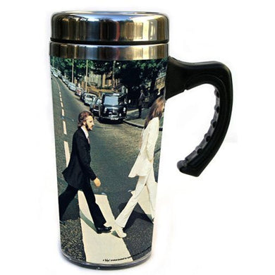 Beatles - Abbey Road Travel Mug