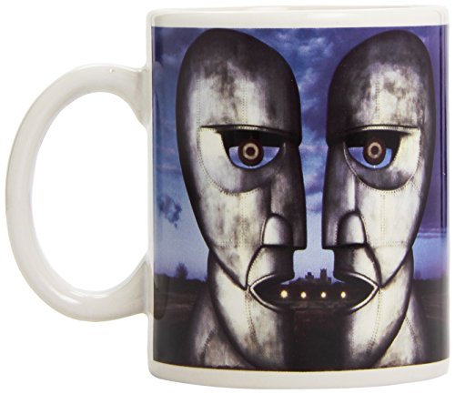 Pink Floyd Mug, The Division Bell Metal Heads