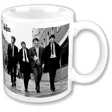 Beatles Boxed Mug: Walking In London  Beatles