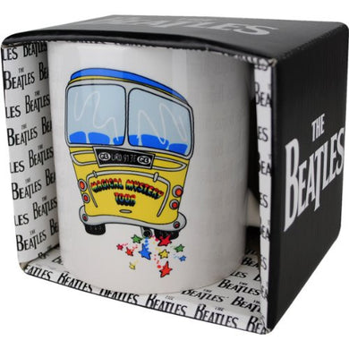 Beatles Magical Mystery Tour Bus - Boxed Mug