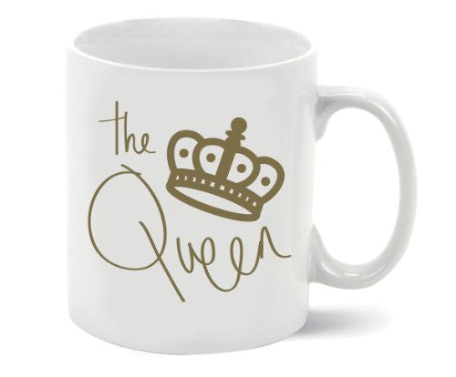 Royal - Porcelain Mug (In Box) - The Queen Mug