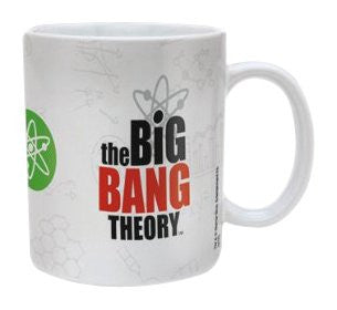 Big Bang Theory (Logo) - Boxed Mug