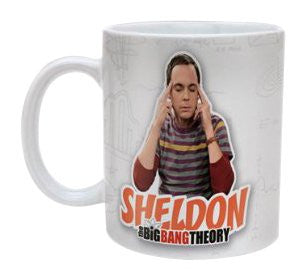 Big Bang Theory (Sheldon) - Boxed Mug