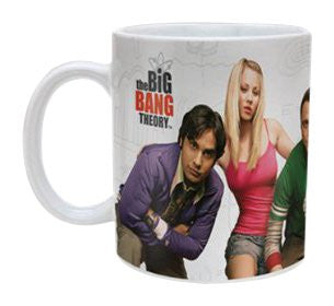 Big Bang Theory (Cast) - Boxed Mug