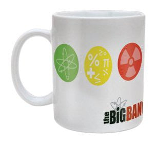 Big Bang Theory (Symbols) - Boxed Mug