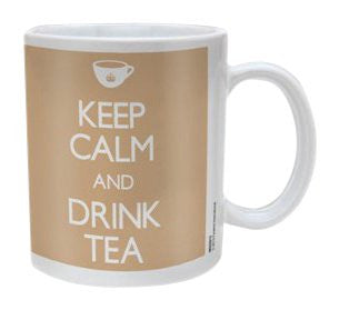 Keep Calm, Drink Tea - Boxed Mug
