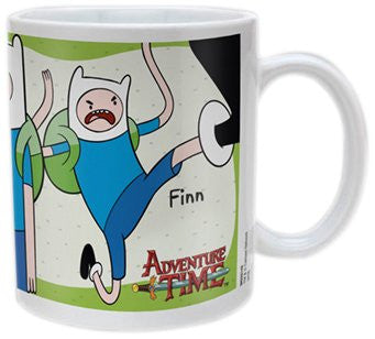 Adventure Time Finn  - Boxed Mug