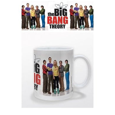 Big Bang Theory (Group Portrait) - Boxed Mug