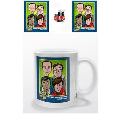 Big Bang Theory - Geek A Week - Boxed Mug