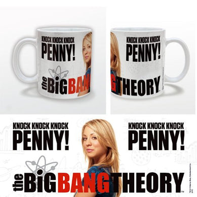 Big Bang Theory (Knock) - Boxed Mug