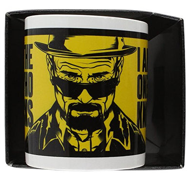 Breaking Bad - I Am The One Who Knocks - Boxed Mug