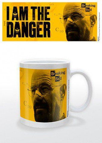 Breaking Bad - I Am The Danger - Boxed Mug