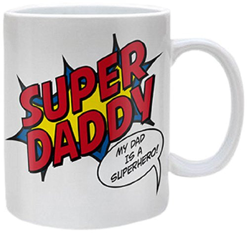 Super Daddy (My Daddy is a Superhero!) Mug