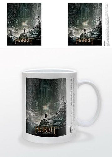 Hobbit Desolation Of Smaug (Onesheet) - Boxed Mug