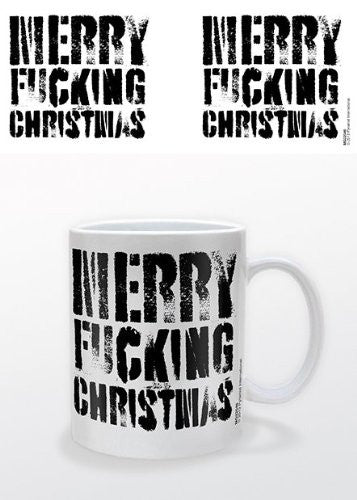 Christmas (Merry Fucking Christmas)   - Boxed Mug