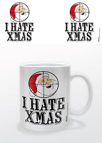 Christmas (I Hate Xmas) - Boxed Mug