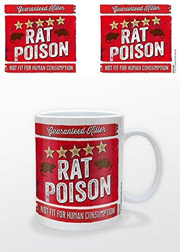 5 Star Rat Poison - Boxed Mug