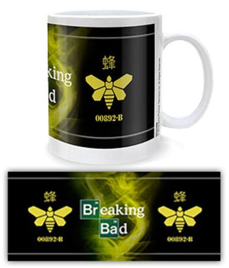Breaking Bad Methylamine Barrel Mug