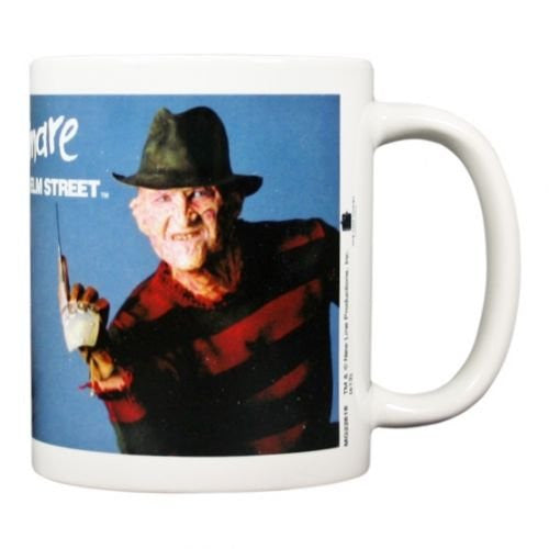 Nightmare On Elm Street (Freddy Poses) - Boxed Mug
