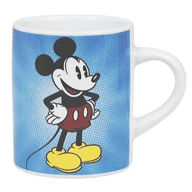 Disney Mickey And Minnie Mouse Mini Mugs Set Of 4