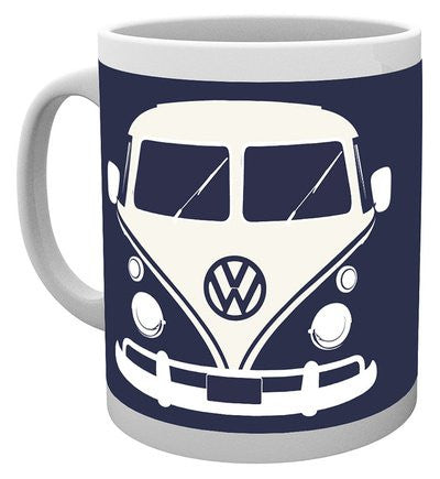 VW Camper (Keep Calm) - Boxed Mug