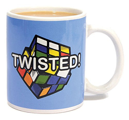 Rubik'S Cube Twisted Mug