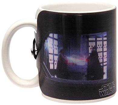 Star Wars 3D Lightsaber Duel Motion Mug
