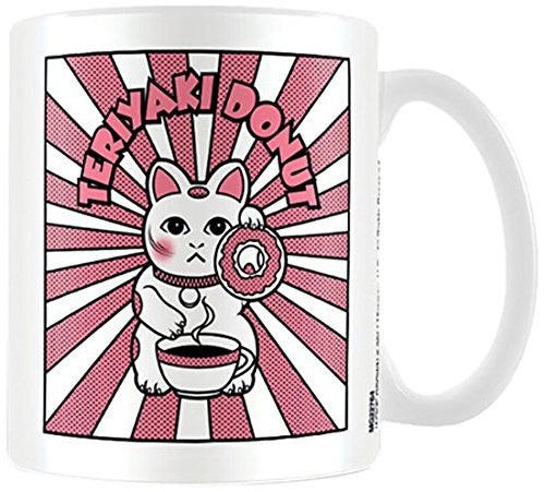 Jackie Brown Teriyaki Donut Ceramic Mug