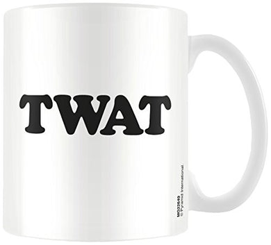 Brainy Twat - Boxed Mug