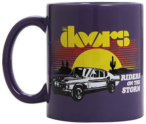 Doors, Riders On The Storm - Boxed Mug