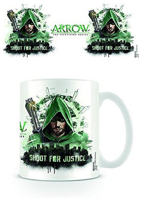 Arrow (Shoot For Justice) - Boxed Mug