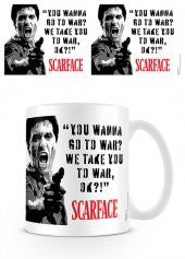 Scarface (War) - Boxed Mug
