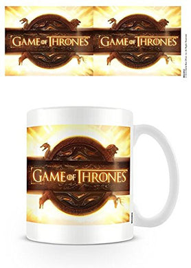 Game Of Thrones (Opening Logo) - Boxed Mug