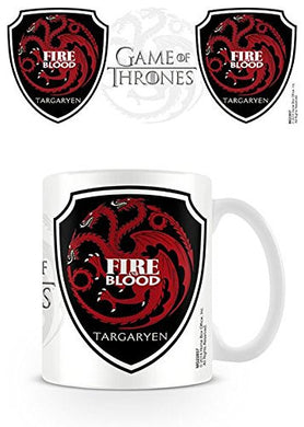 Game Of Thrones (Targaryen) - Boxed Mug
