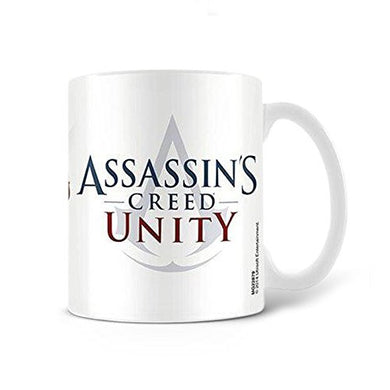 Assassin'S Creed Unity (Colour Logo) - Boxed Mug