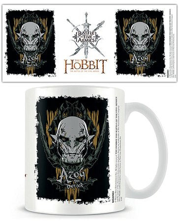 Hobbit - Battle Of Five Armies Azog Ceramic Mug
