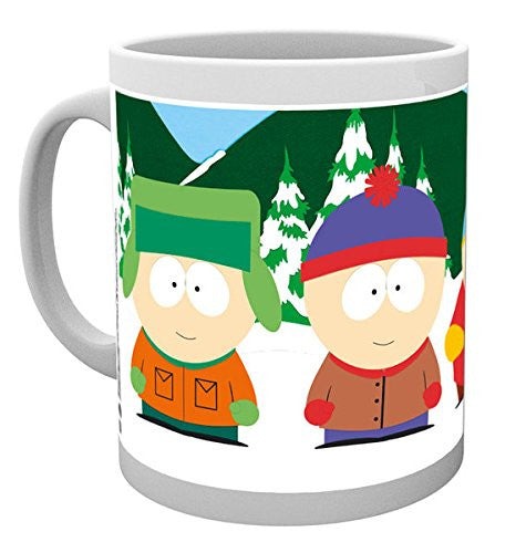 South Park (Boys) - Boxed Mug
