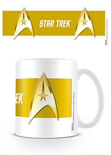 Star Trek (Command Gold) - Boxed Mug