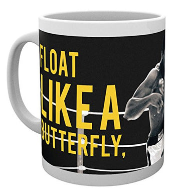 Muhammad Ali (Sting Like A Bee) - Boxed Mug