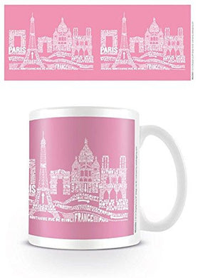 Citography - Paris - Boxed Mug