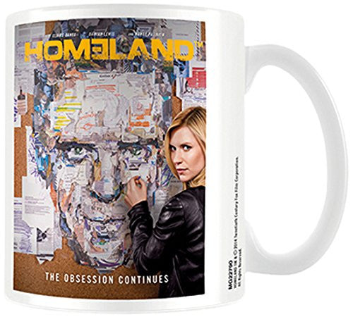 Homeland (Obsession)  - Boxed Mug