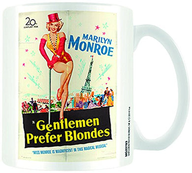 Monroe, Marilyn Monroe (Blondes) - Boxed Mug