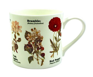 Ecologie - Wild Flowers Bone China Mug