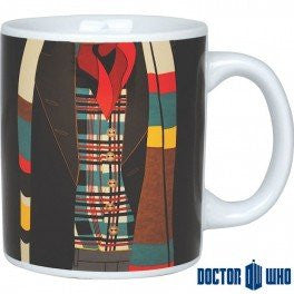 Dr Who (4Th Doctor) - Mug Boxed (350Ml)