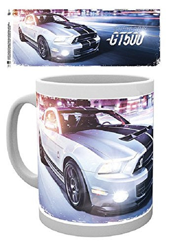 Ford Shelby (Gt500 2014) - Boxed Mug