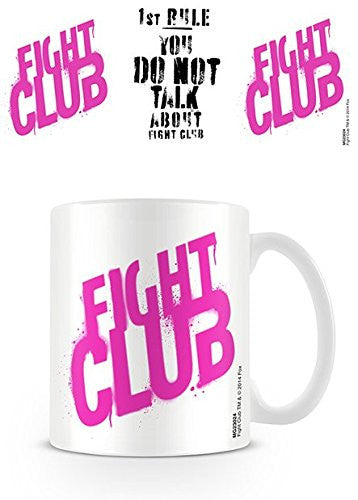 Fight Club (Spray) - Boxed Mug