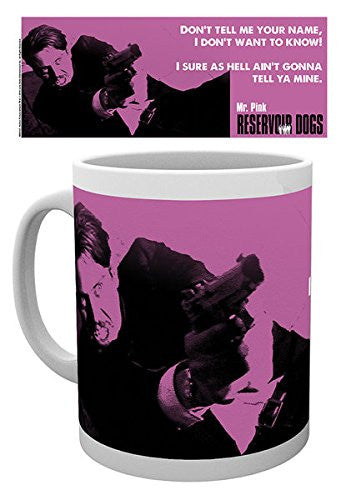 Reservoir Dogs Mr Pink Mug